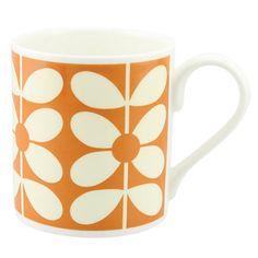 Image result for orla kiely orange stem mugs