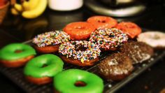 how to make donut with video