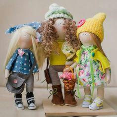 Creator Elena Merzliakova #sweetbabydolls merzliakova_handmade