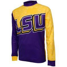 LSU Tigers NCAA Mountain Bike Jersey (X-Large)