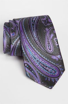 Ermenegildo Zegna Woven Silk Tie available at #Nordstrom