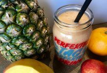 This Pineapple Smoothie With Turmeric Slows Down Tumour Growth And Relieves Inflammation