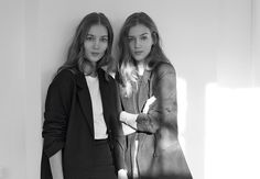 Miss Moss, Kate Moss, Spring Fashion, Prada, Twins, Interview, Spring Summer, Costume, Actors