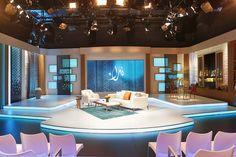 Tv set design, Tv set design İstanbul, esra akbulut | SET DEKOR