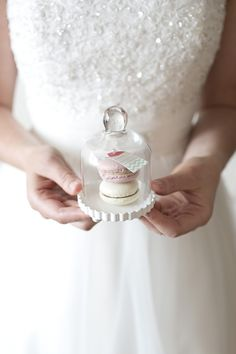 Miniature Bell Jars {Photo By Erin Walker Photography}