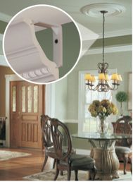 Focal Point Quick Clips Crown Moulding Installation System | Focal Point
