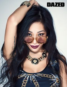 Jessi - Dazed and Confused Magazine March Issue... - Korean Magazine Lovers
