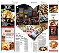 Gift Choice for Valentine's Day!|Epoch Times #newspaper #editorialdesign