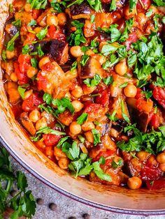 Libanesisk moussaka – og noen tanker om kjøttfri mat – Et kjøkken i Istanbul