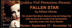Review Excerpt & Review: Fallen Star by Allison Morse a NA   I signed up after reading Kate was a feminist in the blurb. I dont think theres enough out-feminist characters in fiction and I was excited to see it. Sadly Kates feminism was off-putting and the most annoying aspect. I shouldve paid more attention to the 1970s part of the blurb because this is before-my-time less progressive white feminism. I get Kates struggle with traditional femininity and sexuality after being raped. That was…