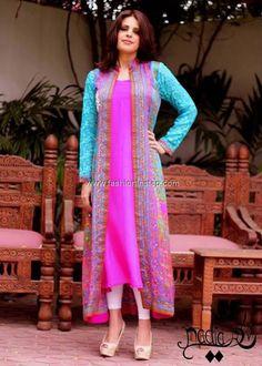 Nadia Farooqui Eid Dresses 2013 for Women 011