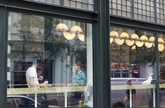 Restaurant Visit: Stumptown Coffee Roasters at NY Ace Hotel : Remodelista