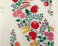 Vintage embroidery – Etsy
