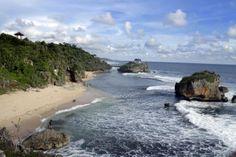 Kukup Beach, Yogyakarta, Indonesia