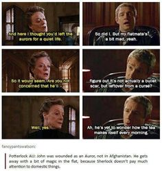 Potterlock - I'm just going to die over here, okay ...