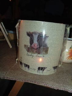 lampada a candela