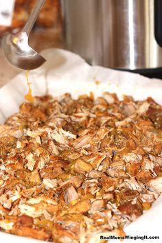 Garlic Citrus Pork Carnitas [Instant Pot, Paleo] | Real Moms Winging It