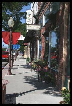 Downtown Montrose Colorado