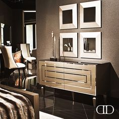 Modern Statement: Dorya's new Simone Chest of Drawers #Dorya #DoryaInteriors #DoryaHome #InteriorDesign #Home #HomeDecor #HomeFashion #Design #Style #Luxury #LuxuryLifestyle #Trend #Trending #ChicDesign #LuxuriousBedrooms