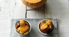 Autunno, tempo di zucche: ecco degli ottimi vegan tortini alla crema di zucca!