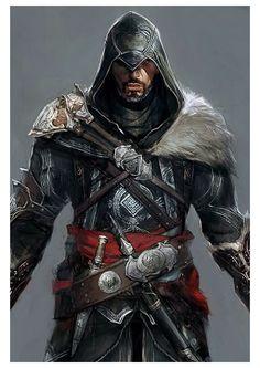 Ezio pose