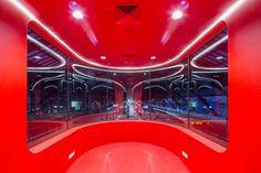 benthem crouwel architects bus station amsterdam centraal the netherlands designboom