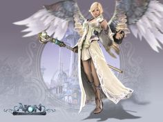 Aion Characters - Images > Article > Aion