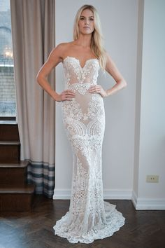 The 7 Wedding Dress Trends You Need to Know From Bridal Fashion Week Bridal Gowns, Wedding Gowns, Boho Chic, Wedding Dress Trends, Glamour, Bridal Fashion Week, Womens Fashion For Work, Skinny, Wedding Styles