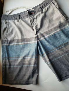 3f9f856a6b Oneill Surf Grey Blue Hybrid Board Shorts Size 32 #fashion #clothing #shoes  #