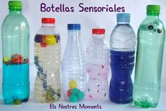 Tutorial botellas sensoriales