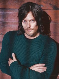 If Daryl Dies, We Riot, walkingwithreedus: Norman Reedus by Mark...