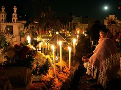 Day of the Dead, Mexico City (November)