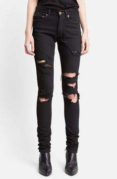 Fuck Yeah Skinny Skinny Jeans