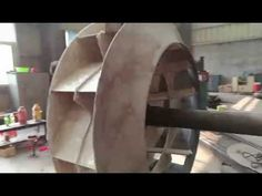 High Capacity Centrifugal Fan Impeller Production by Xianrun Blower Centrifugal Fan, Plant, Plants