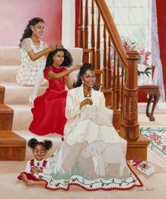 Our Favorite Pieces of African American Sorority Art – Black Southern Belle Black Love Art, Black Girl Art, Black Is Beautiful, Black Girl Magic, Black Fraternities, Delta Girl, Delta Sigma Theta, Black Artwork, Afro Art