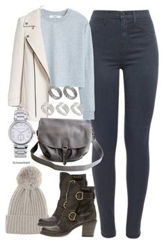 """Untitled #356"" by foreverdreamt ❤ liked on Polyvore featuring J Brand, STELLA McCARTNEY, MANGO, Zara, Fiorentini + Baker, B.I.T.S. BackInTheSaddle, ASOS, Michael Kors, Fall and Winter"