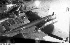 Blohm & Voss BV 141, Germany 1942.