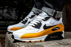 86a0f3d0fe8 Nike Air Max 90 (Turbo Green + Uni Gold) - Sneaker Freaker