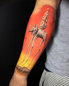Steve Butcher tattoo | Окленд , New Zealand | Inkppl Tattoo Magazine