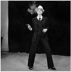 YSL Le Smoking tuxedo suit, 1966