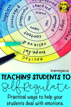Teach your students to selfregulate and manage their emotions with these activities Managing feelings is just one part but there are lessons and activities included in th. Social Emotional Activities, Feelings Activities, Therapy Activities, Counselling Activities, Educational Activities, Coping Skills, Social Skills, Student Teaching, Teaching Ideas