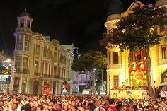 ACONTECE: Arrastão do frevo no Recife antigo neste domingo (...