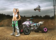 Not Your Typical ATV Racer pt. 1 by Corey Jenkins, via 500px