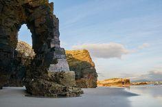 La plage des Cathédrales en Galice : L'Espagne comme vous ne l'avez jamais vue - Linternaute