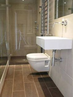 Image Result For Narrow Ensuite · Long Narrow BathroomSmall ...