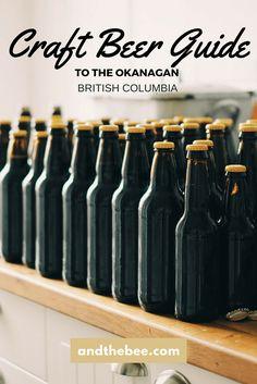 craft beer guide okanagan shuswap