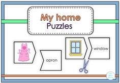 $ My Home Puzzles