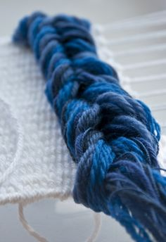 Soumak Weave Notes and Video |The Weaving Loom