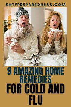These nine amazing home remedies for cold and flu from SHTFPreparedness will help ease any discomfort this winter. Cold and Flu symptoms can really get you down, and with everything that is going in the world today seeking medical advice has become more challenging and inconvenient. Check out this post to discover the best home treatments for cold and flu today! #coldandfluremedies #treatcoldandflu #homecoldandflutreatments Flu Symptoms, Cold Home Remedies, Home Treatment, I Need To Know, Medical Advice, How To Stay Healthy, Homesteading, Home Goods, Winter Hats