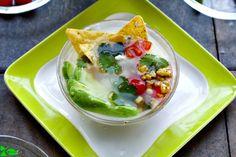 Spicy Tortilla Soup Inspired by Mas Tacos Por Favor